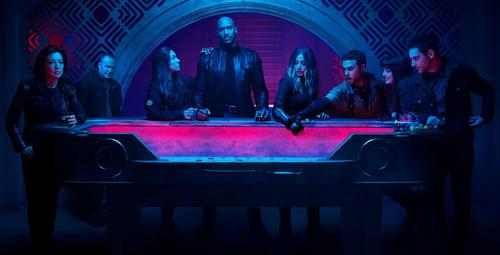 Marvel's Agents of SHIELD: novos pôsteres da Season 6 revelam visual dos personagens!